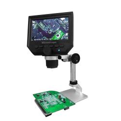 Microscop digital electronic portabil WIFI cu Ecran LCD de 4.3 inch rezolutie 2.0MP cu marire imagine de la 50-1000X - Phuture R Articole si accesorii birou