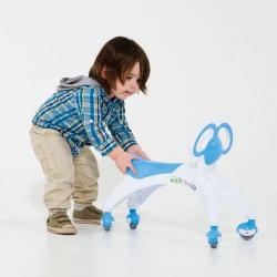Vehicul fara pedale - Walk n Ride albastru