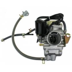Carburator Scuter KYMCO SYM GY6 125cc 150cc 4 Timpi