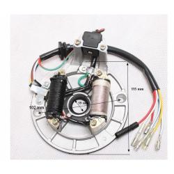 Magnetou ATV CROSS 110cc - 125cc cu simering ATV si UTV