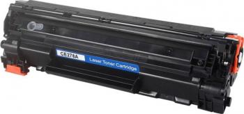 Toner HP Laserjet P1606 N and nbsp 2100 pagini QPRINT negru Compatibil