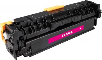 Toner HP Color Laserjet CP2027 N and nbsp 2800 pagini QPRINT magenta Compatibil