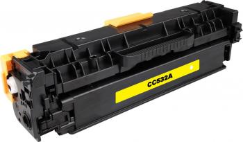 Toner HP Color Laserjet CP2026 N and nbsp 2800 pagini QPRINT yellow Compatibil