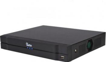 DVR Pentabrid Safer 4 canale Full HD 5M-N audio prin HDCVI H.265+