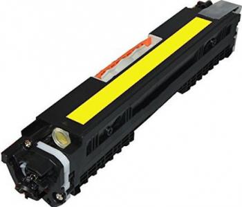 Toner compatibil Yellow CF352A HP LaserJet Pro MFP M 176 N LaserJet Pro MFP M 177 fw NR. 130A