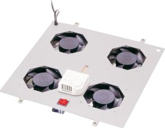 DIGITUS DN-19 FAN-4-N DIGITUS Roof Cooling Unit for Unique Networking Cabinet Series