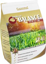 Ingrasamant Gazonul Balance NPK 19-8-19 2MgO 1kg Pamant flori si ingrasaminte