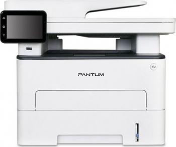 Multifunctionala Laser Monocrom Pantum M7300FDW A4 Alb