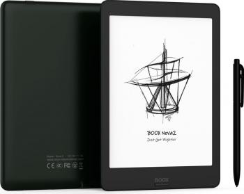 Tableta E-Ink Onyx Boox Nova 2 7.8 300 ppi E-ink Carta Plus Octa-Core 3+32GB Android 9 Negru eBook Reader