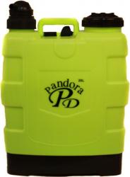 Pompa manuala de stropit Pandora 20 l 3 duze 2 garnituri curea transport Atomizoare si pompe de stropit