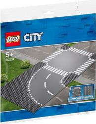 LEGO City Curba si intersectie No. 60237 Lego