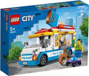 LEGO City Furgoneta cu inghetata No. 60253 Lego