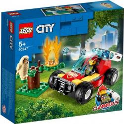 LEGO City Incendiu in padure No. 60247 Lego