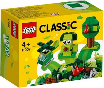 LEGO Classic Caramizi creative verzi No. 11007 Lego