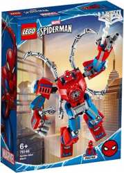 LEGO Marvel Super Heroes Robot Spider Man No. 76146 Lego