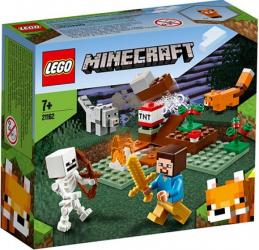 LEGO Minecraft Aventura din Taiga No. 21162 Lego