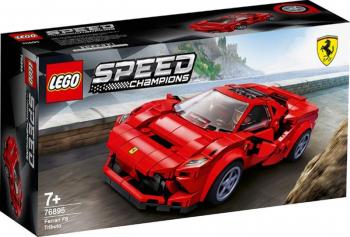 LEGO Speed Champions Ferarri F8 Tributo No. 76895 Lego
