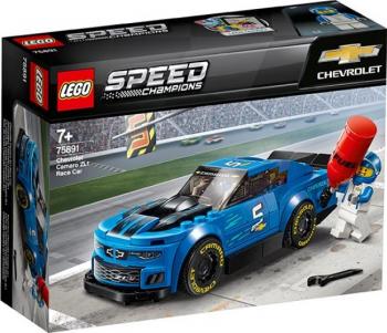 LEGO Speed Champions Masina de curse Chevrolet Camaro ZL1 No. 75891 Lego