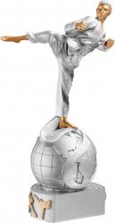 Trofeu Statueta Personalizat Karate 20 cm Cupe, trofee si medalii