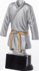 Trofeu Statueta Personalizata Arte Martiale Karate / Judo - Kimono 20 cm inaltime Cupe, trofee si medalii
