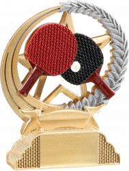 Trofeu Statueta Tenis de Masa Personalizabil 13 cm Cupe, trofee si medalii