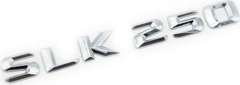 Emblema SLK 250 pentru spate portbagaj Mercedes