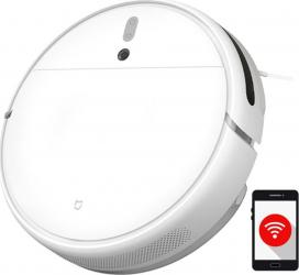 Aspirator robot-Mop Xiaomi 1C MI Robot Vacuum-Mop Putere mare de aspirare 2500Pa Harta. Camera