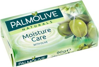Pachet 10 bucati Sapun solid Palmolive Naturals Milk and Olive Extract 90g