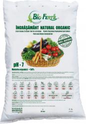 Ingrasamant natural organic Bio Fertil 20 Litri Pamant flori si ingrasaminte