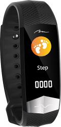 Bratara Inteligenta Media-Tech Active Band EKG MT861 Ecran Tactil TFT BT 4.0 rezistenta la apa monitorizare EKG Android iOS intrari Bratari Fitness