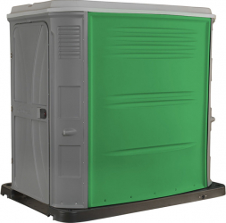 Toaleta cabina ecologica persoane dizabilitati ICTEA09V Verde Toalete ecologice