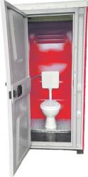 Toaleta cabina ecologica racordabila fara lavoar ICTET04R Rosu Toalete ecologice