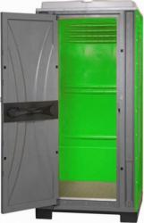 Toaleta Cabina ecologica tip vestiar ICTET14V Verde Toalete ecologice