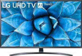 Televizor LED LG 49UN74003LB 123 cm 4K UltraHD Smart TV Negru Televizoare