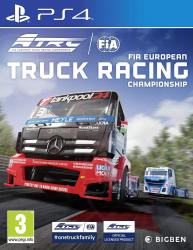 Joc FIA European Truck Championship Pentru PlayStation 4