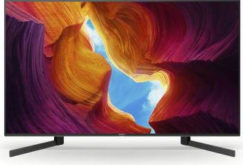 Televizor LED Sony KD-49XH9505 Smart TV 4K UHD HDR control vocal 124 cm negru
