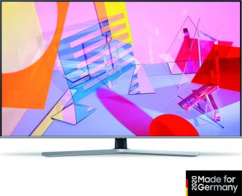 Televizor Qled Samsung GQ55Q67TGUXZG UHD 4K Smart Tv 138 cm negru
