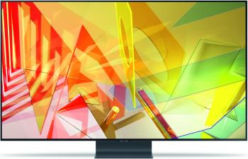 Televizor QLED Samsung GQ65Q95TGT Smart TV 4K UHD HDR inregistrare USB control vocal 163 cm negru