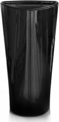 Ghiveci flori PREMIUM TRIADE cu sistem de udare picurare 30x56cm culoare neagra Ghivece si suporturi