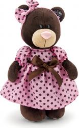 Milk fetita ursulet in rochita din plus 25cm Orange Toys