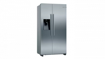 Serie 6 and nbsp Side by Side American178.7 x 90.8 cm and nbsp Inox AntiAmprenta Frigidere Side By Side
