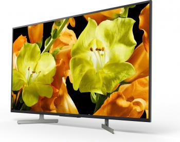Televizor Sony KD49XG8196 Smart TV UHD 4K HDR X-Reality PRO 4K afisaj TRILUMINOS ClearAudio+ Android TV 125 cm negru