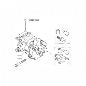 Pompa Injectie Dacia Logan Sandero 1.5 Dci