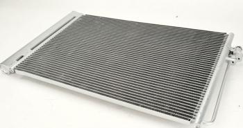 Radiator clima AC cu uscator BMW Seria 5 E60 5 E61 6 E63 6 E64 7 E65 E66 E67 2.0-5.0 intre 2001-2010 Sistem racire