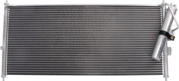 Radiator clima AC cu uscator NISSAN ALMERA II PRIMERA 1.5D/2.2D dupa 2000 Sistem racire
