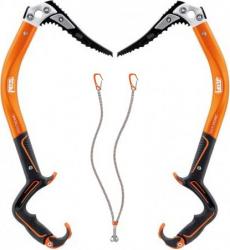Set pioleti technici Petzl Ergonomic cu chinga V-Link cadou Alpinism