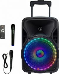 Boxa Portabila Bluetooth N-Gear USB-SD-FM The Flash 1205