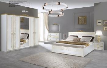 Dormitor Olimp bianco Seturi mobila dormitor