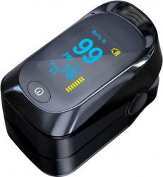 Pulsoximetru digital iUni V9 Indica nivelul de saturatie a oxigenului din sange Rata pulsului OLED Pulsoximetre