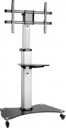 Stand mobil universal GBC FS07-46 pentru display 37- 70 diagonala